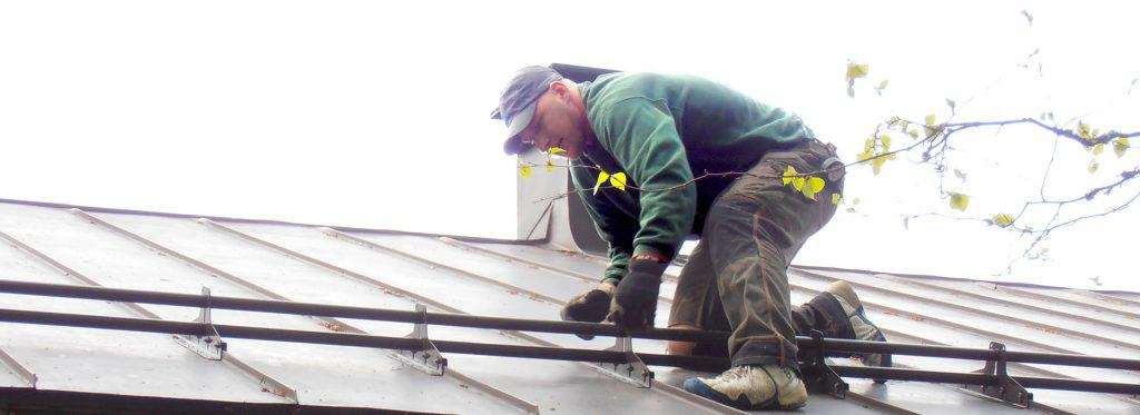 Kattotuotteiden korjaukset