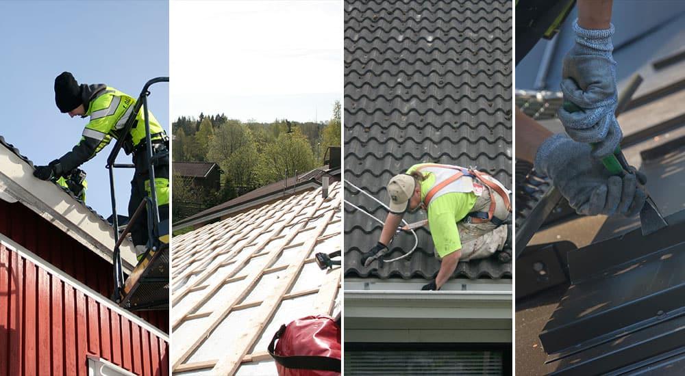 Kotitalousvähennys kattoremontissa ja muissa kattotöissä